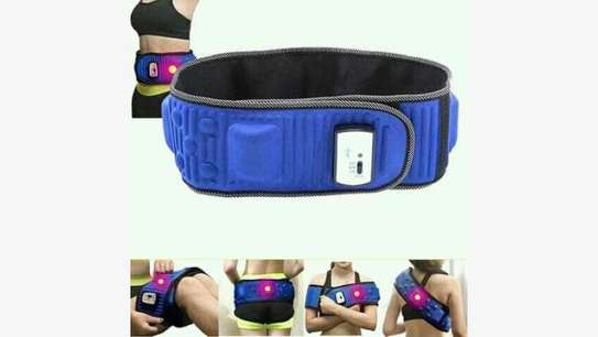 Fashion X5 Times Vibration Electric Slimming Belt image 1