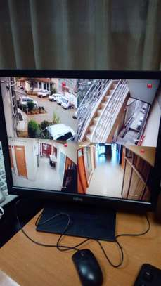 4 CCTV CAMERAS PACKAGE