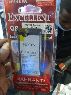 Samsung Note 5 battery- original Excellent Battery(shop) image 2