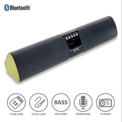 WS-1822 Portable Wireless Speaker, MP3 Player & Radio-Grey image 2