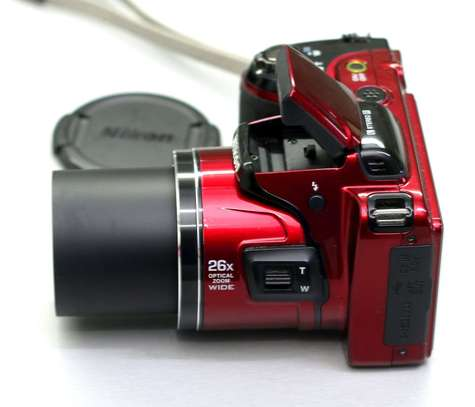 Nikon COOLPIX L810 16.1 MP Digital Camera With 26x Zoom image 2