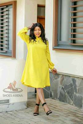 Free size Shirt dresses image 3
