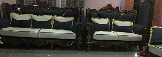 7 seater Antique Sofas image 7