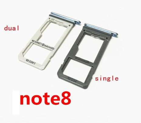 Replacement Dual/Single SIM Tray SD Card Reader for Samsung Galaxy Note 8 image 6