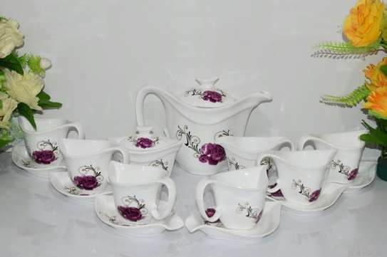 15 PCS CERAMIC BREAKFAST SET FOR 4500 ONLY.