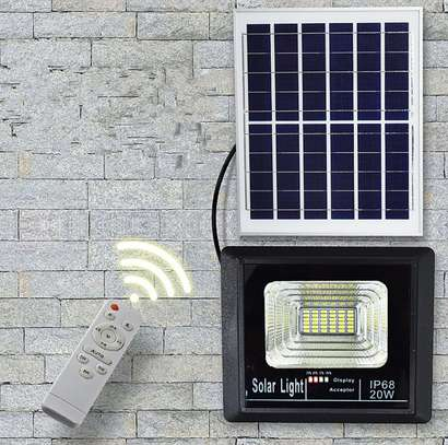 Durable Bright Solar Flood Lights From 20w-200w image 2