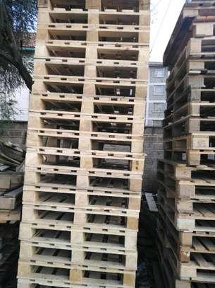 Wooden Pallets image 10