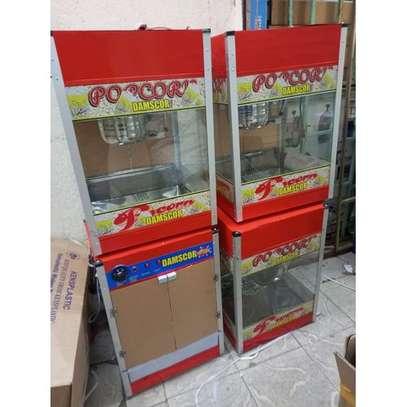 Popcorn Maker Machine image 1