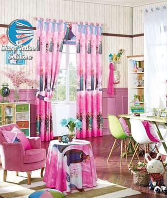 Funny Kids Curtains image 2