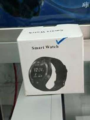 Y1 Smart Watch With M-Pesa Menu, Camera And Bluetooth image 1