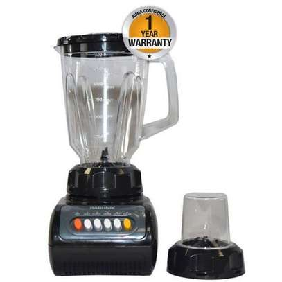 Rashnik RN-999-Blender, 1.5 Liters, 350W - Black image 3