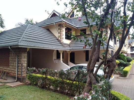 5 bedroom house for rent in Kileleshwa image 1