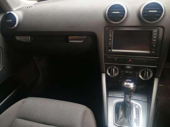 Black Audi A3 image 5