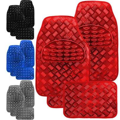 Brand new car floor mats both rubber and woolen for all models image 4