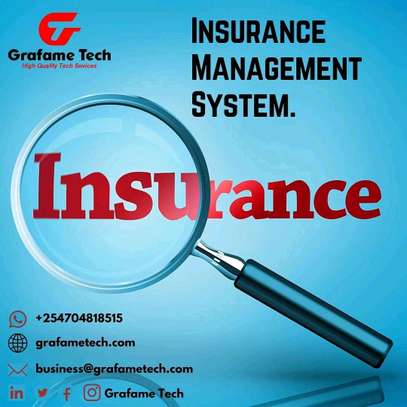 Top Insurance Management System image 1