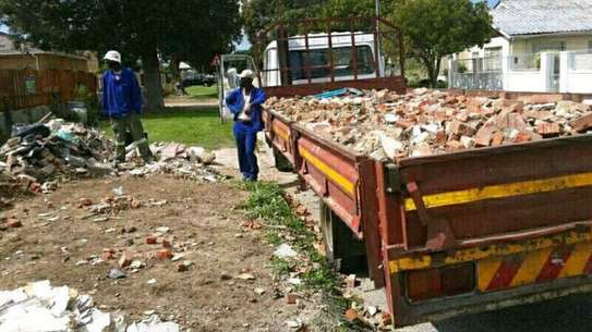 RUBBLE REMOVAL/TREE FELLING/DEMOLITION/SITE CLEARANCE-KENYA image 10