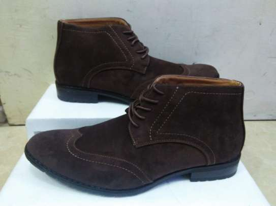 Suede Official Casual Boots image 2