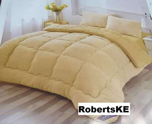 woolen duvets  baby yellow image 1