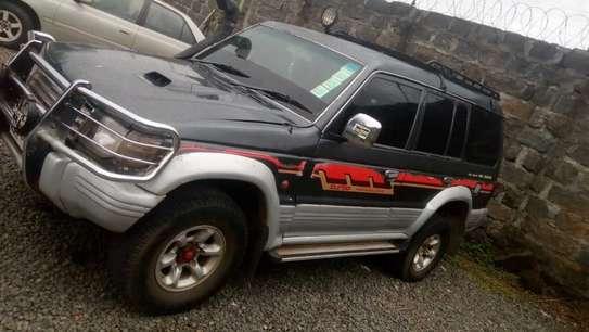 Mitsubishi Pajero image 5