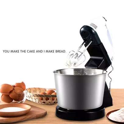Stainless steel stand Mixer image 1