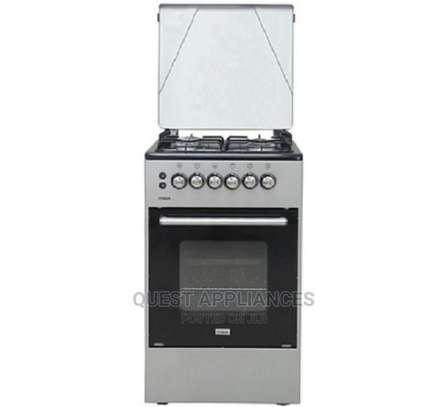 Mika Standing Cooker - Silver image 1