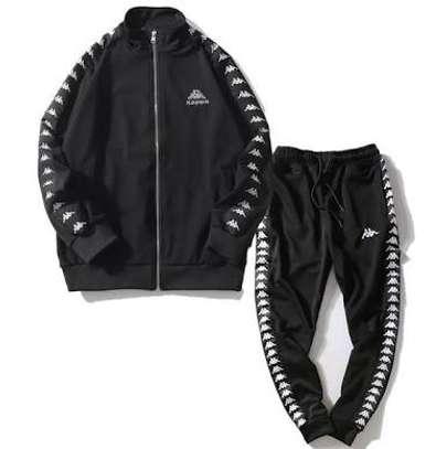 kappa track suit