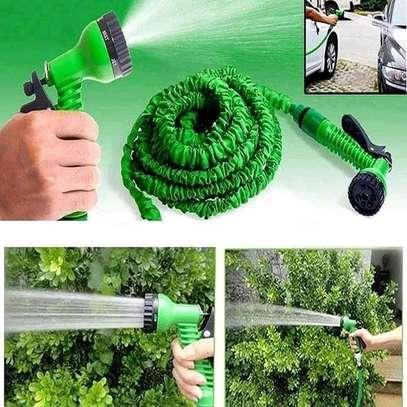 Magic Hose Pipe  Water Gardening 150ft-45m image 1