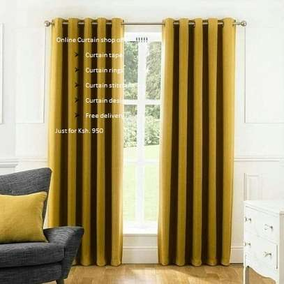 Fashionable curtains image 2
