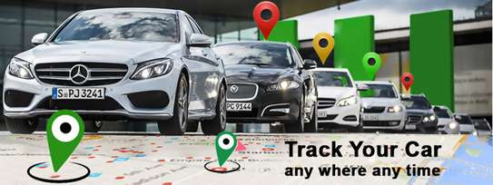 Car Tracking + Online Web-Based Platform + Mobile App