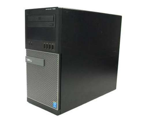 Dell optiplex 9020 core i5 tower  ,4th generation ,3.6ghz clock speed image 1