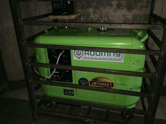 5kVA  Roomny Engineering Back up key start Diesel Engine image 5