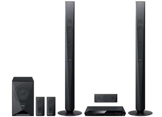 Sony home theatre-Dav-dz650 Bluetooth USB DVD 1000watts image 1