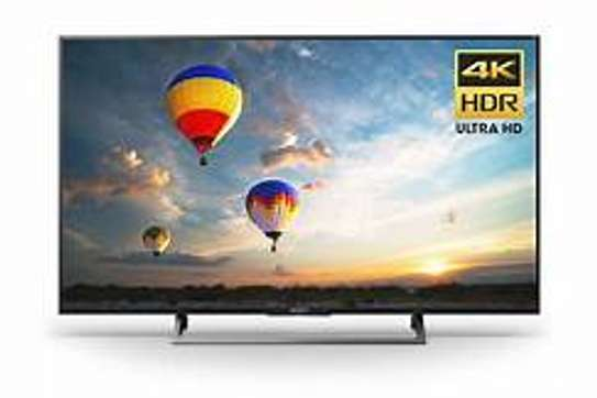 Sony 55 inch smart 4k uhd android tv, 55X8000H image 1