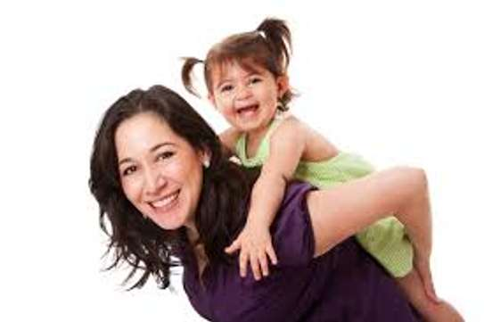 English speaking Babysitter Nanny and House Maid service image 2