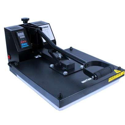 "Digital Clamshell 15""X15""Transfer Sublimation Heat Press Machine  T-Shirt image 6"