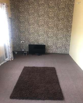 Home decor plain wall paper image 6