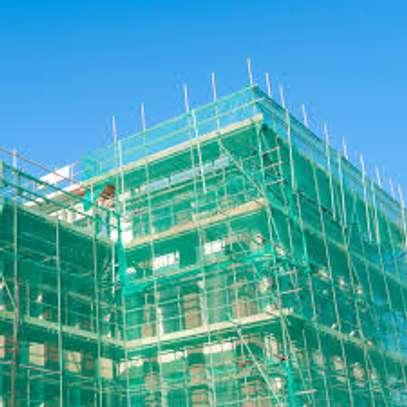 scaffold safety nets image 3