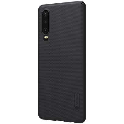 Huawei P30 Nillkin Super Frosted Shield Matte cover image 1