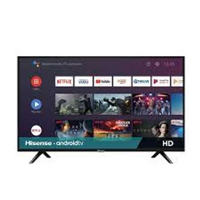 50 inch hisense 50A7200 android  frameless 4k tv image 1
