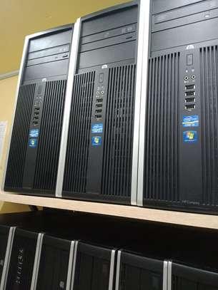 Hp core i3 tower 4gb 500gb image 1