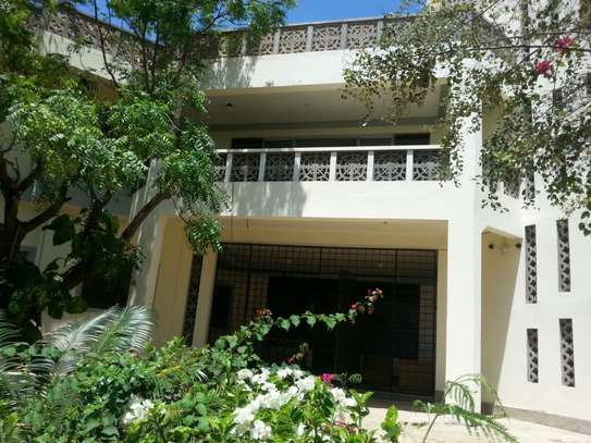 2br furnished beachfront apartment for rent in Nyali. id 2195 image 1