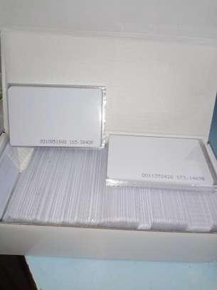 Proximity RFID Cards for biometrics access control image 2