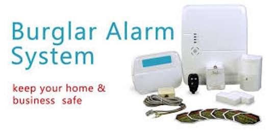 Burglar Intruder alarm system wireless image 1