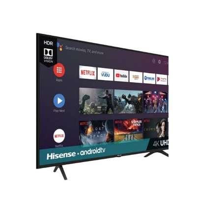 Hisense 55 Inch 4K Android Smart Tv image 1