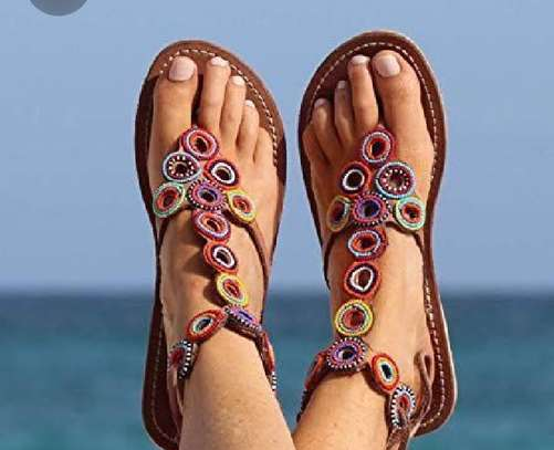 New African Sandals image 12