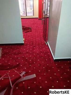 Durable wall to wall carpet image 9