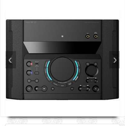 Sony SHAKE-X70D - High-Power Home Audio System With DVD , HDMI, BLUETOOTH ,OPTICAL 2850watts RMS image 2