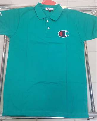 Champion Branded Polo T-shirts