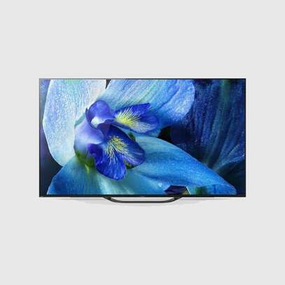 Sony 55″ A8G   OLED   4K Ultra HD   High Dynamic Range (HDR)   Smart TV (Android TV)-Black image 1