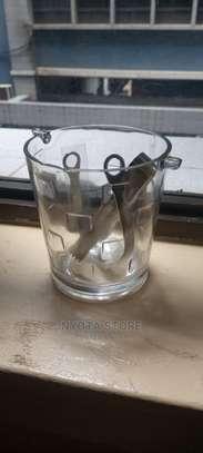 Ice Bucket+Tong. Pbz image 1